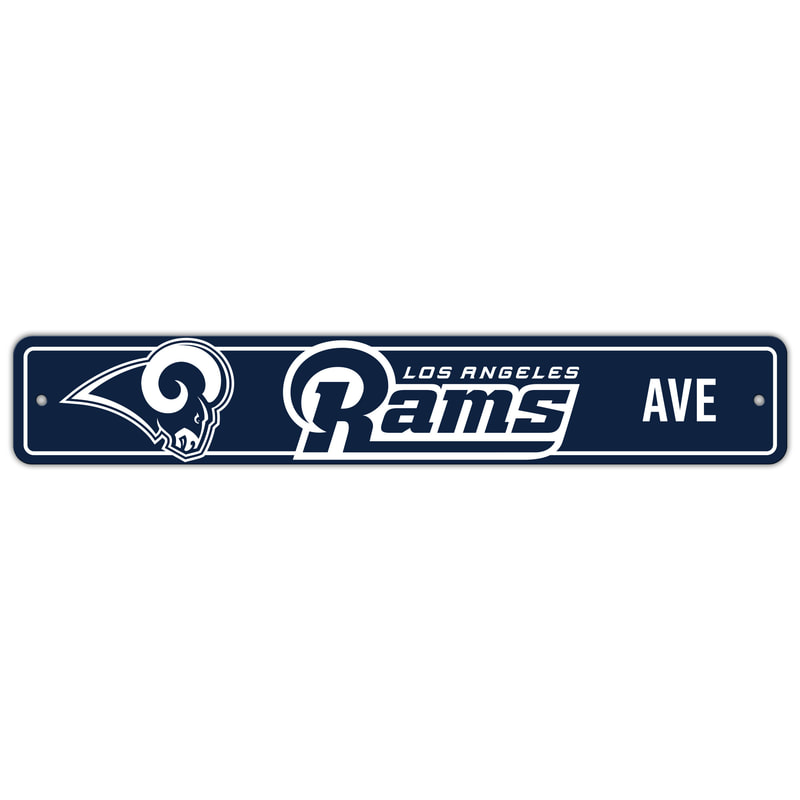 Wall Decor/Sports/RAMS