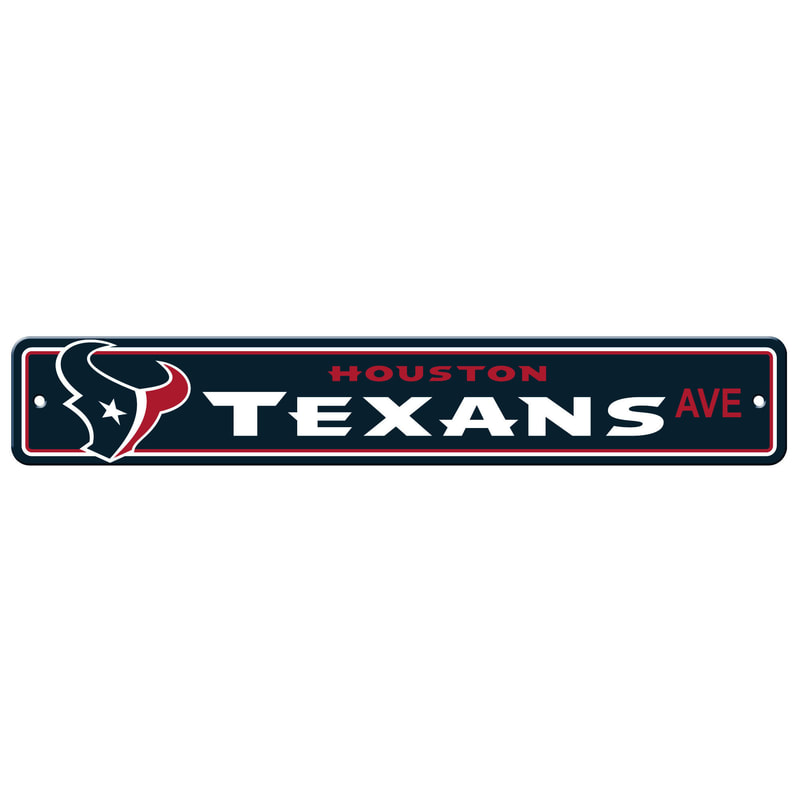 Wall Decor/Sports/TEXANS