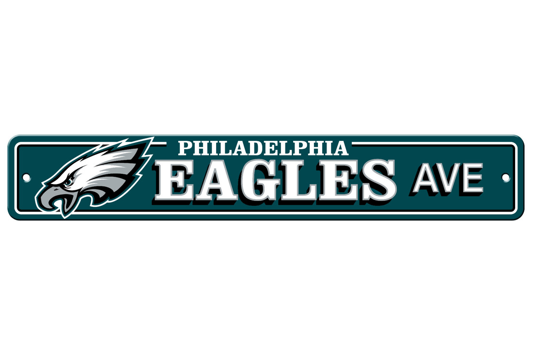 Wall Decor/Sports/EAGLES