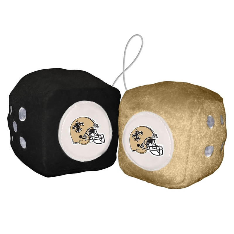 Nfl Fuzzy Dice Fremont Die Consumer Products Inc