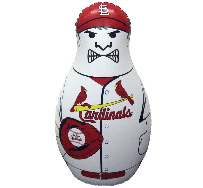 Mlb Saint Louis Cardinals Bop Bag 67524 023245675246