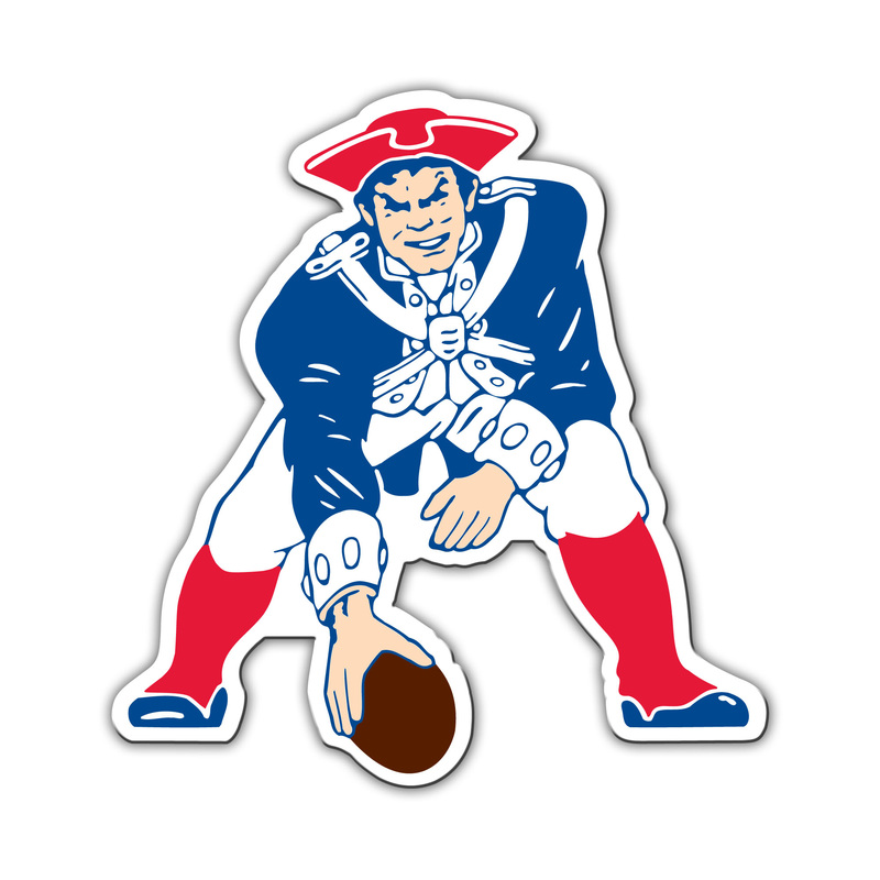 New England Patriots Junk Food  Acrylic
